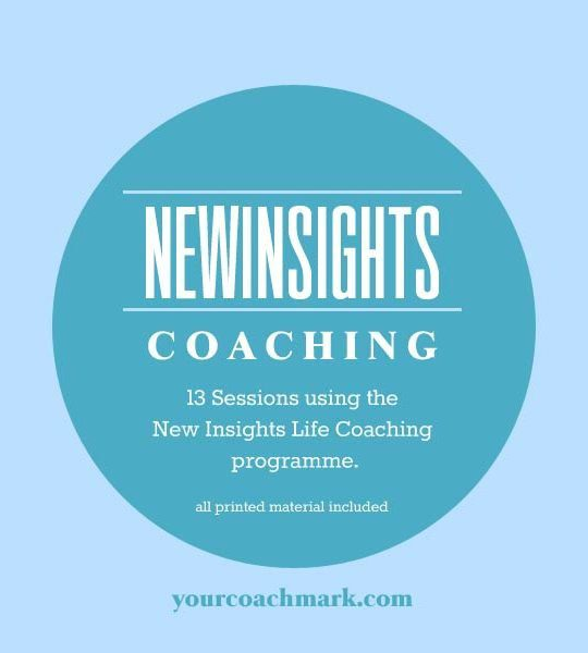 New Insights Life Coaching - Your coach Mark