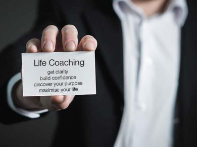 Why have a life coach - Your coach Mark