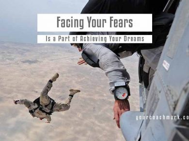 Overcome your fears = Life coaching Bloemfontein