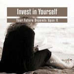 Why invest in yourself?